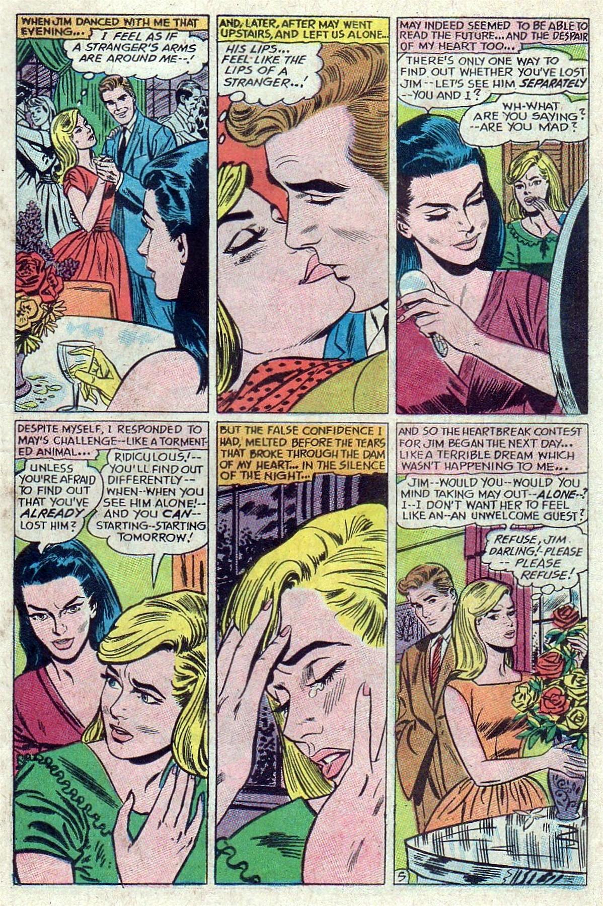 Read online Secret Hearts comic -  Issue #129 - 15