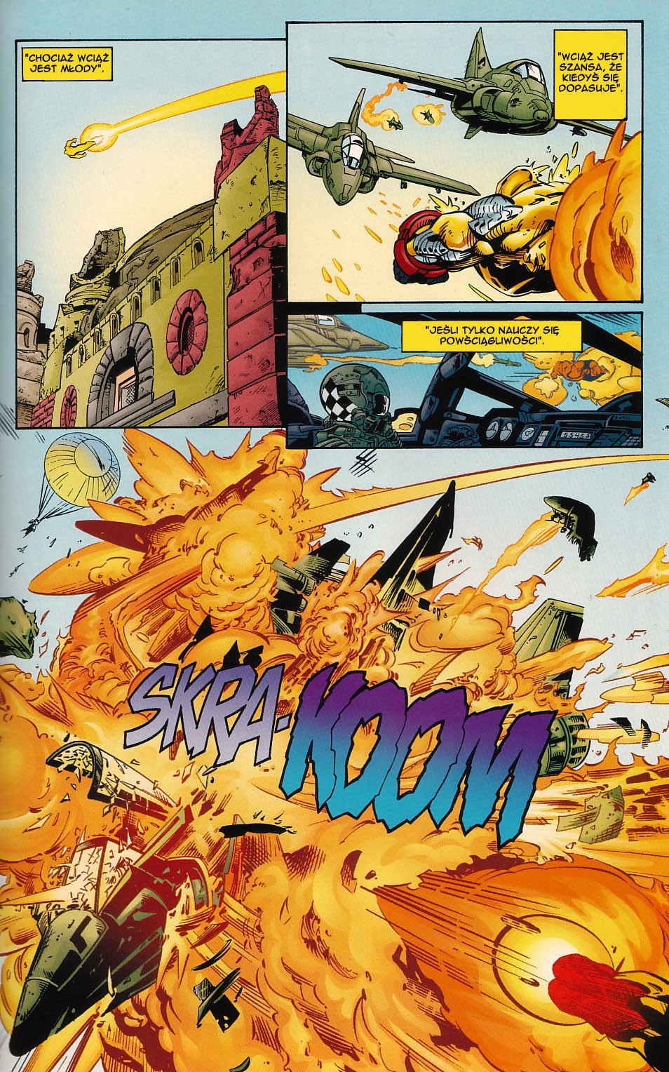 Read online JLA Superpower comic -  Issue # Full - 43