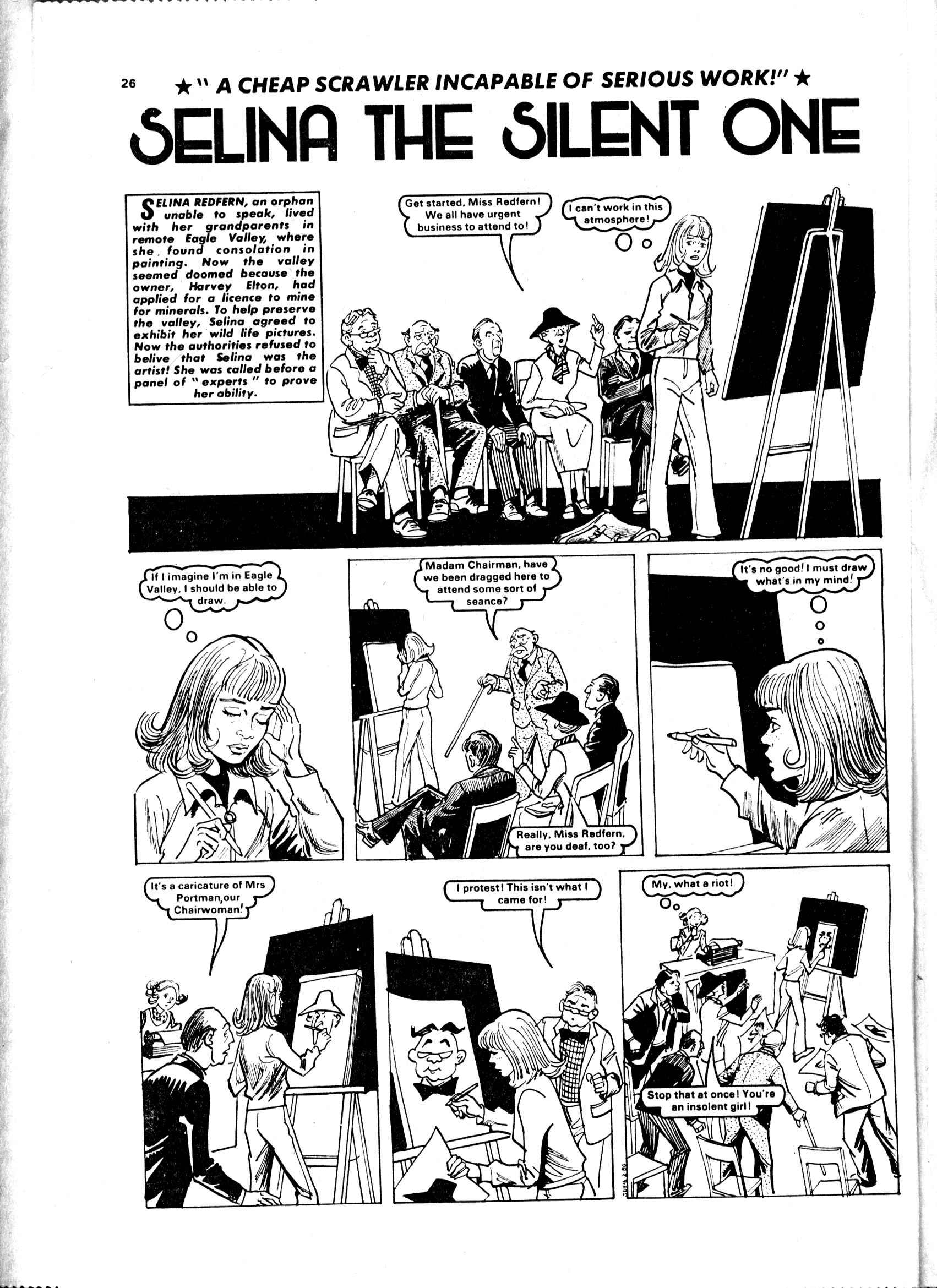 Read online Judy comic -  Issue #1049 - 26
