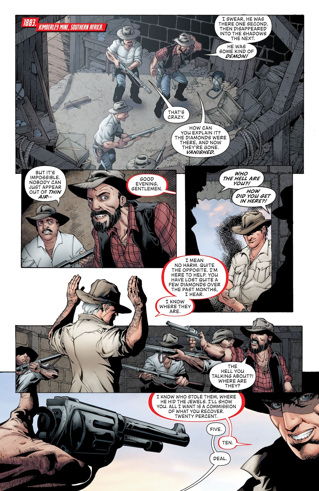 Read online The Flash (2011) comic -  Issue # _TPB 8 (Part 1) - 92