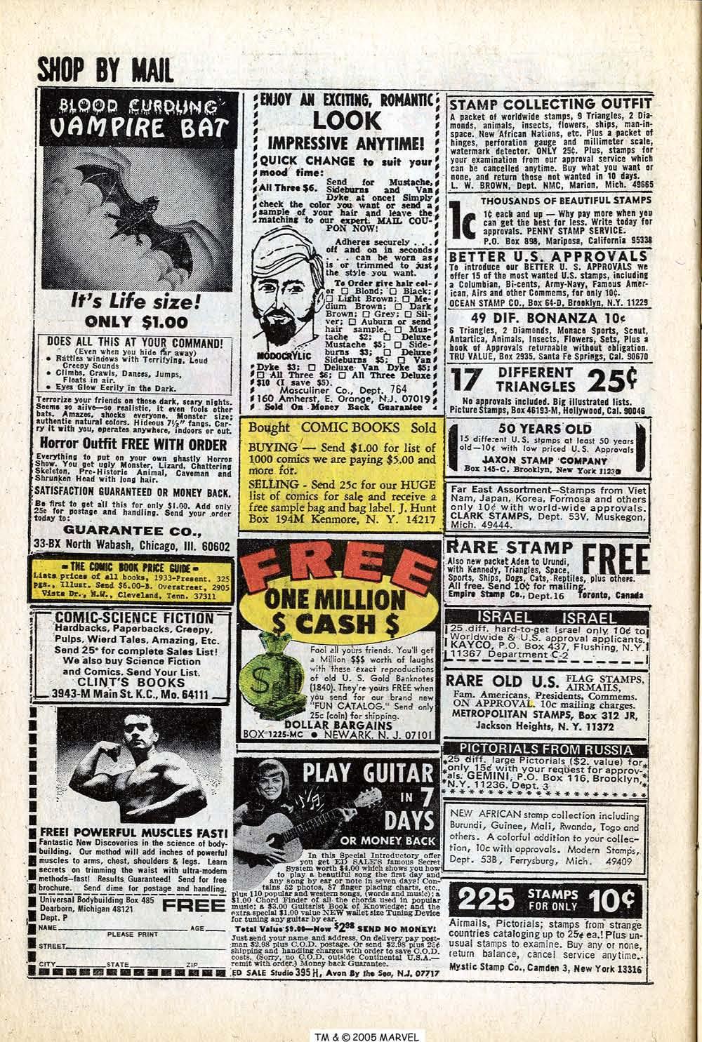 Uncanny X-Men (1963) 79 Page 25