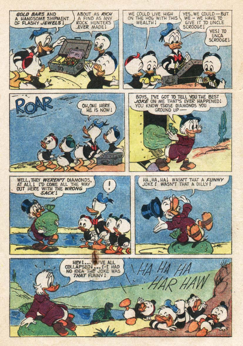 Walt Disney's Comics and Stories issue 241 - Page 12