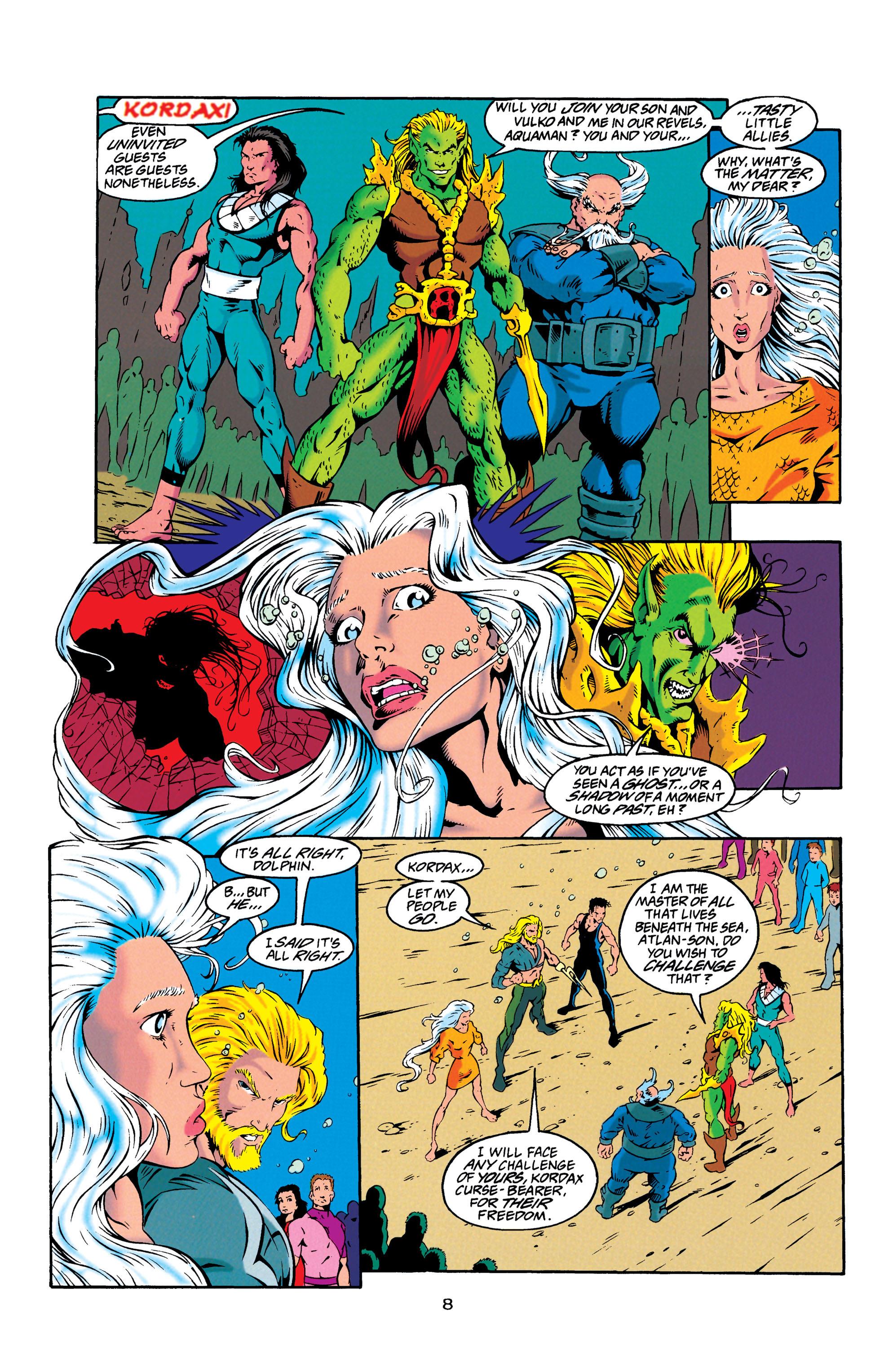 Read online Aquaman (1994) comic -  Issue #23 - 8