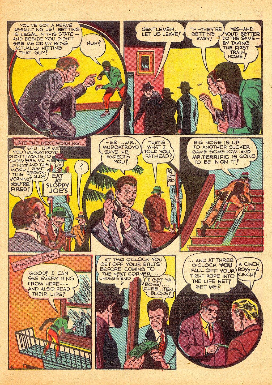 Read online Sensation (Mystery) Comics comic -  Issue #25 - 45