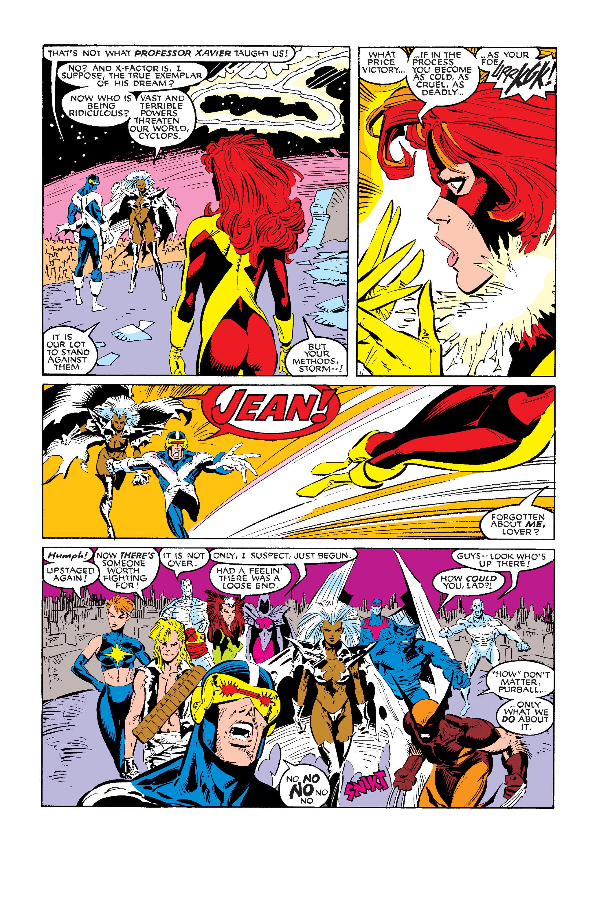 Read online Uncanny X-Men (1963) comic -  Issue #242 - 39