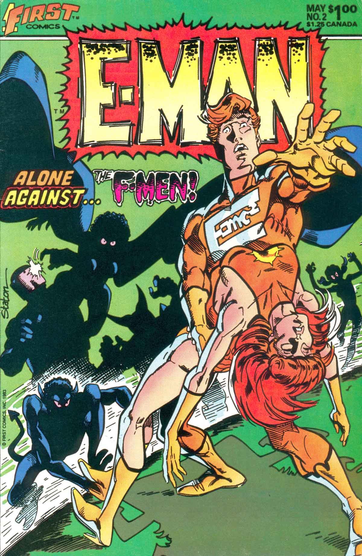 E-Man (1983) 2 Page 1