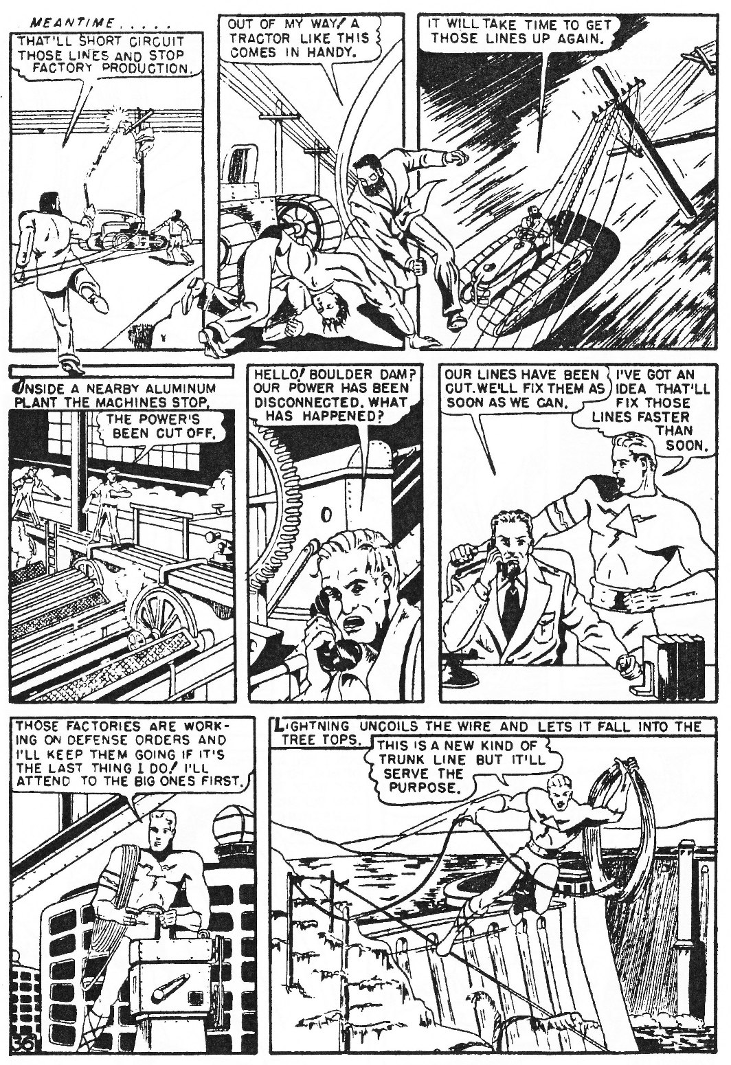 Read online Men of Mystery Comics comic -  Issue #81 - 102