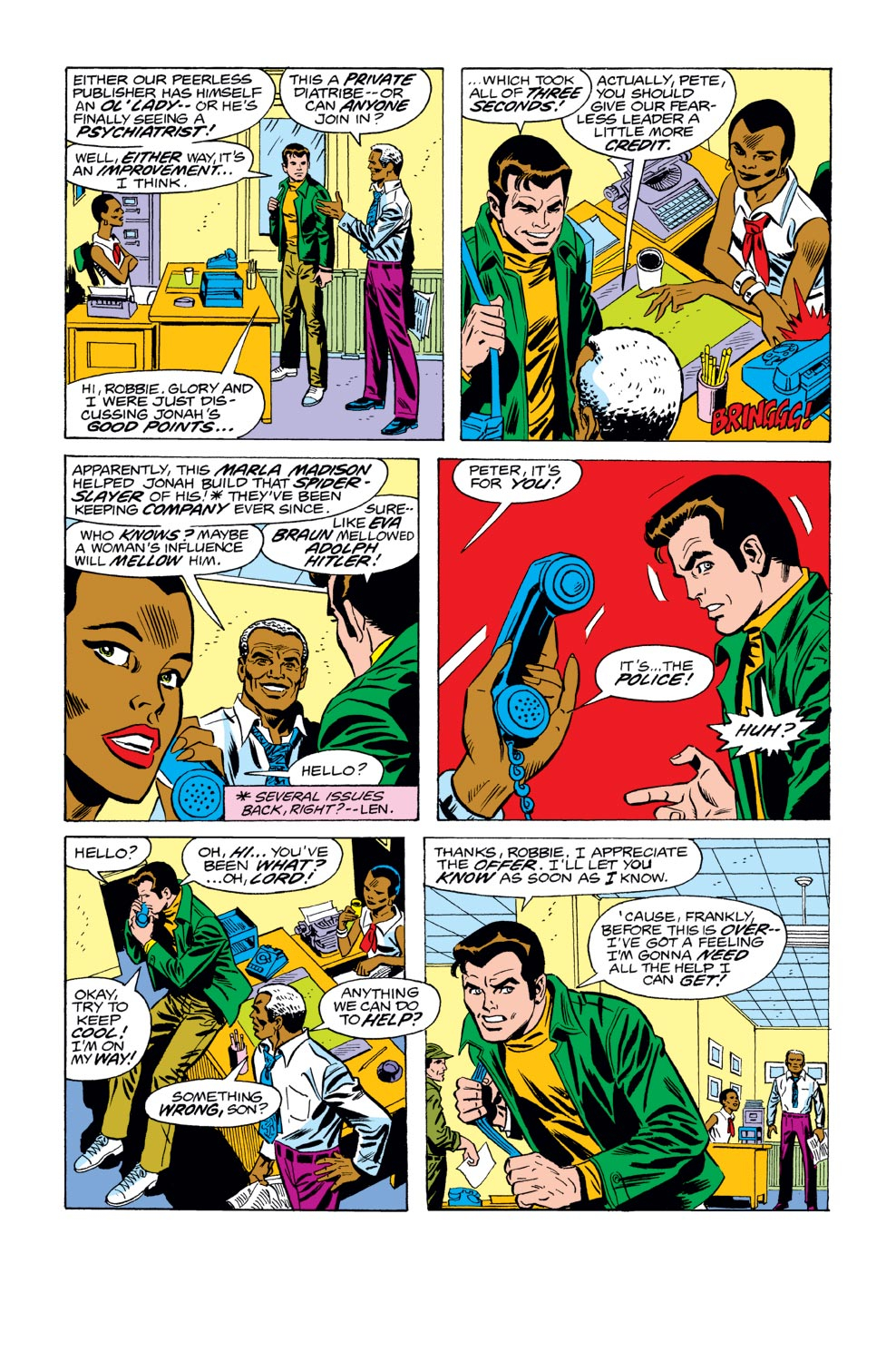The Amazing Spider-Man (1963) 172 Page 10