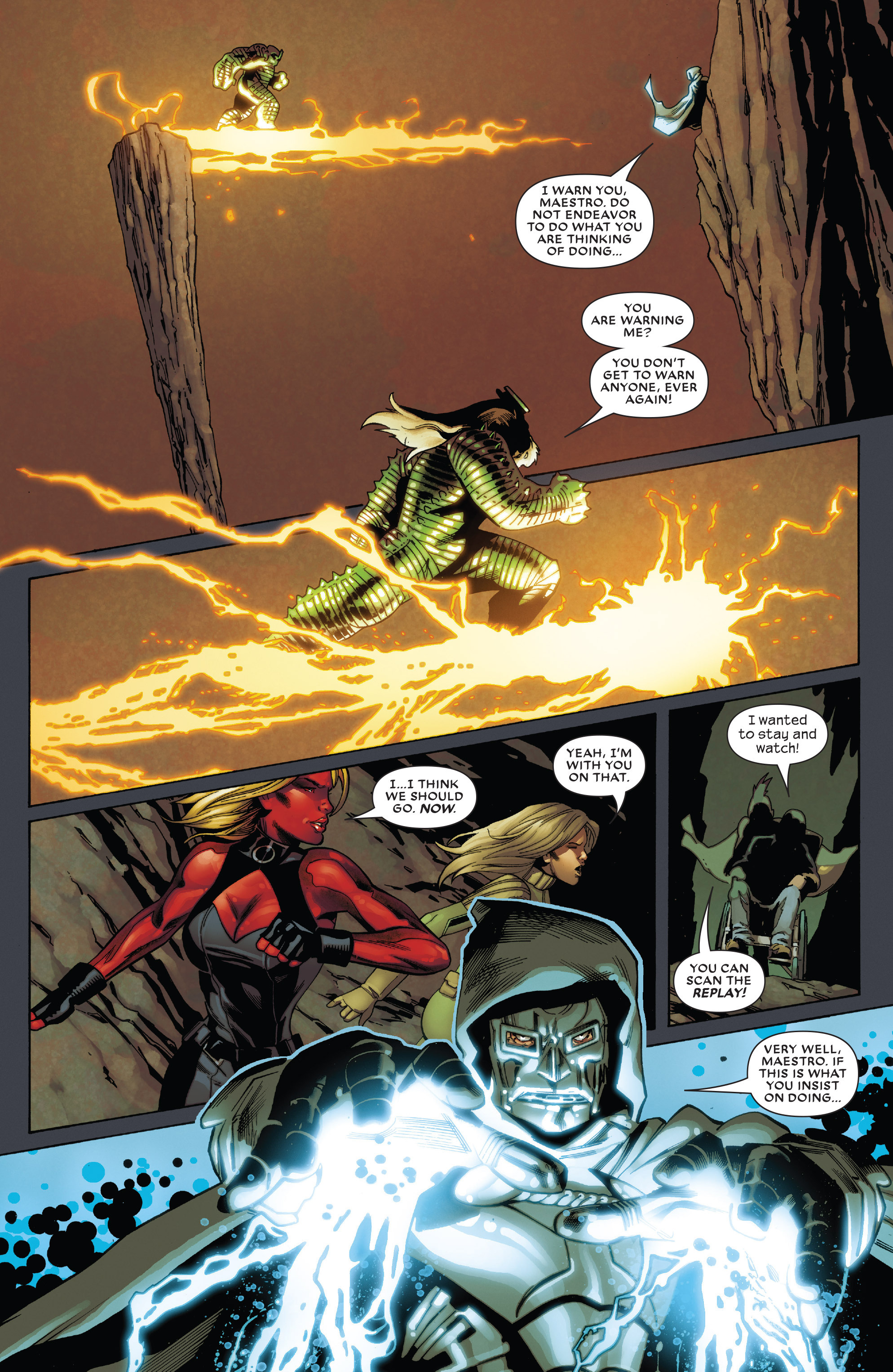 Read online Future Imperfect comic -  Issue #5 - 12