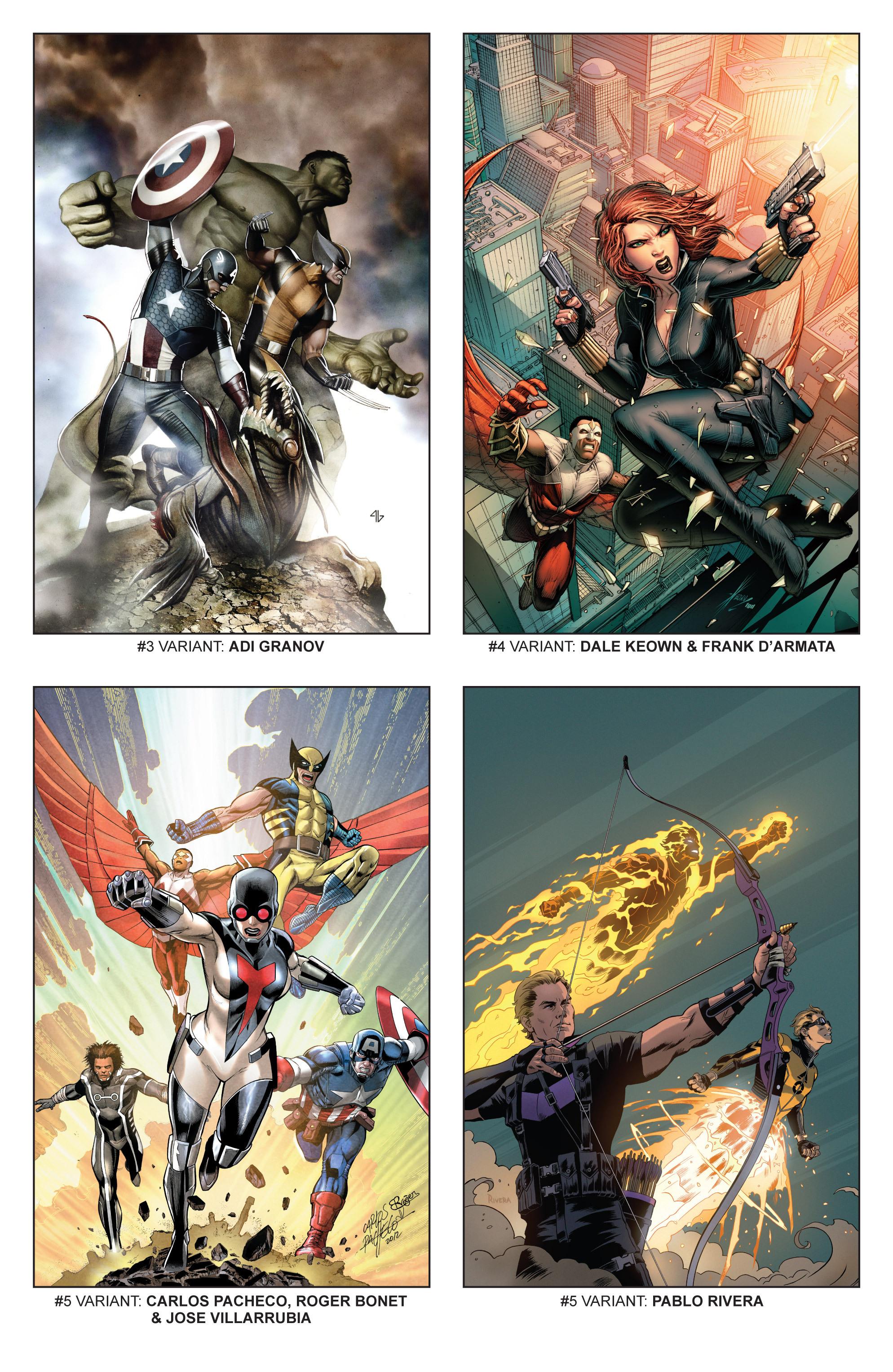 Read online Avengers (2013) comic -  Issue #Avengers (2013) _TPB 1 - 165