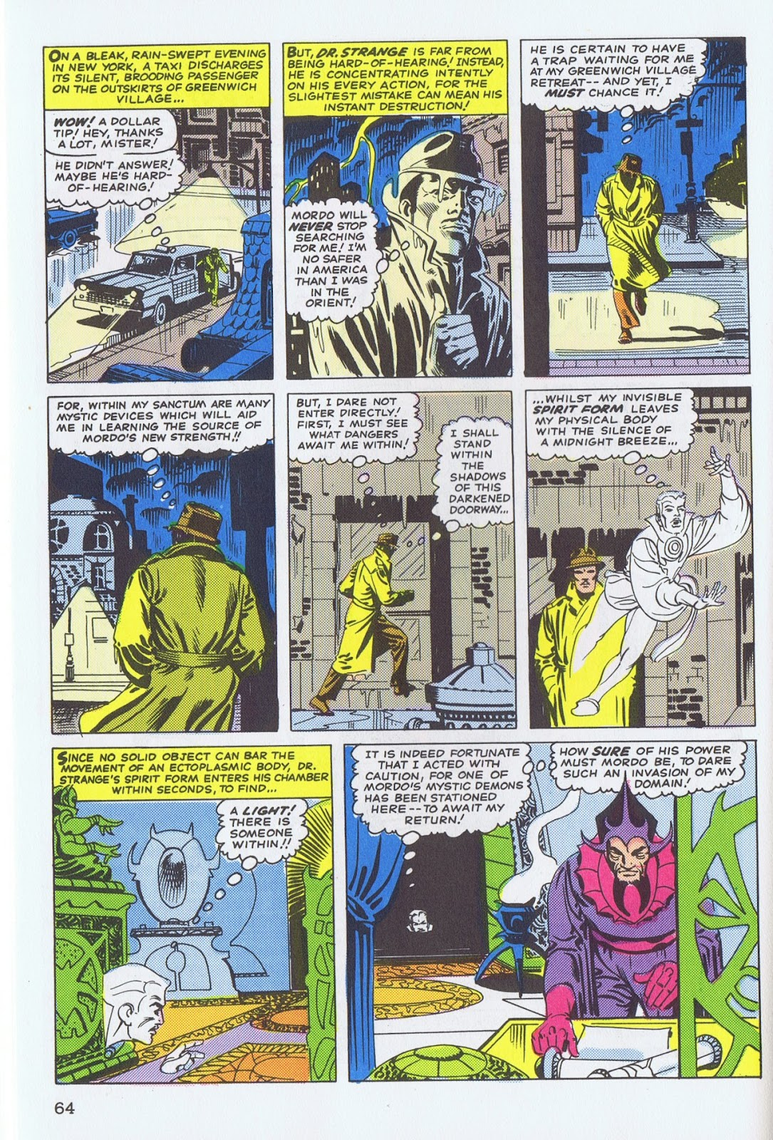 Doctor Strange: Master of the Mystic Arts issue TPB - Page 60