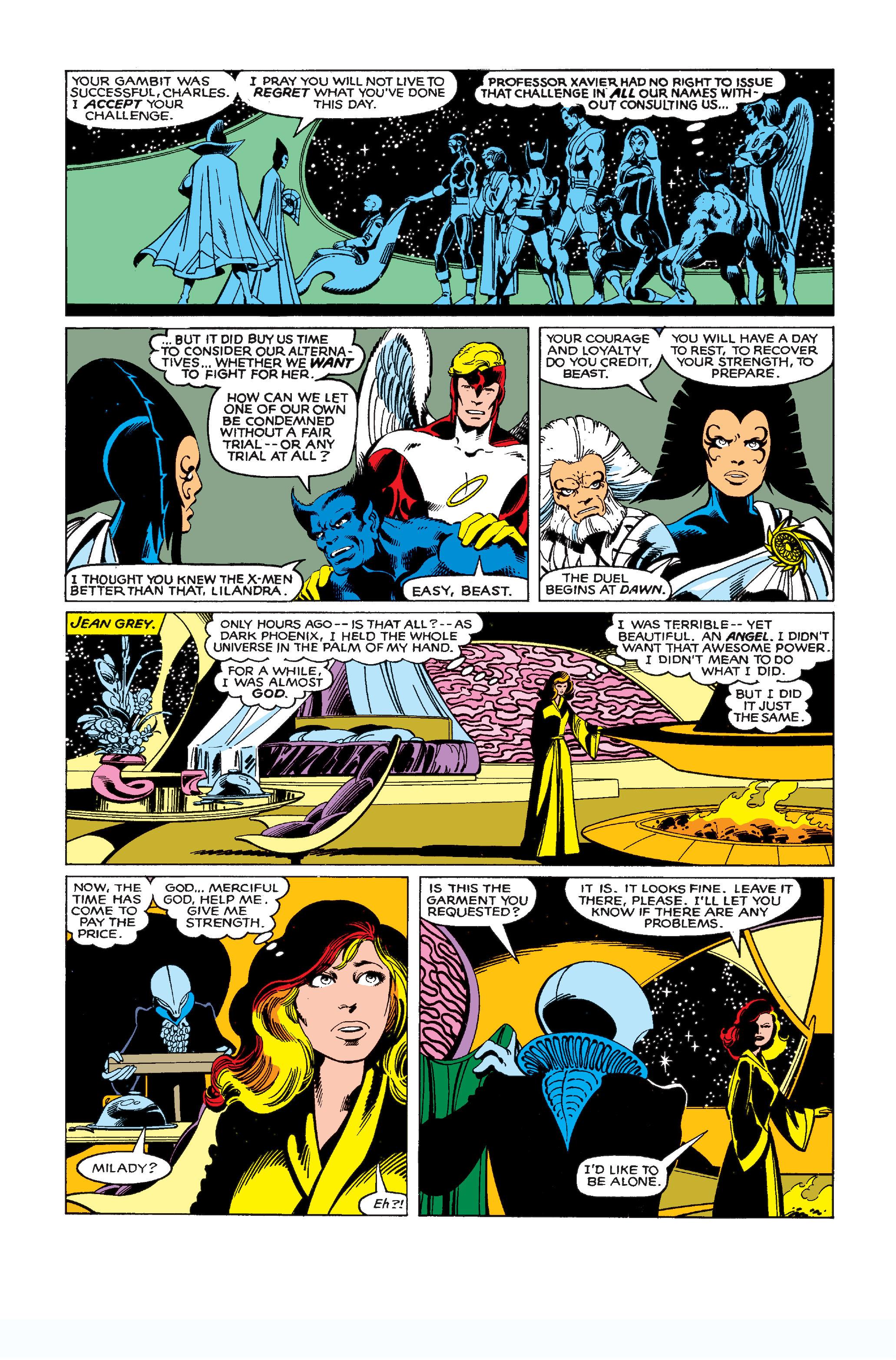 Uncanny X-Men (1963) 137 Page 6