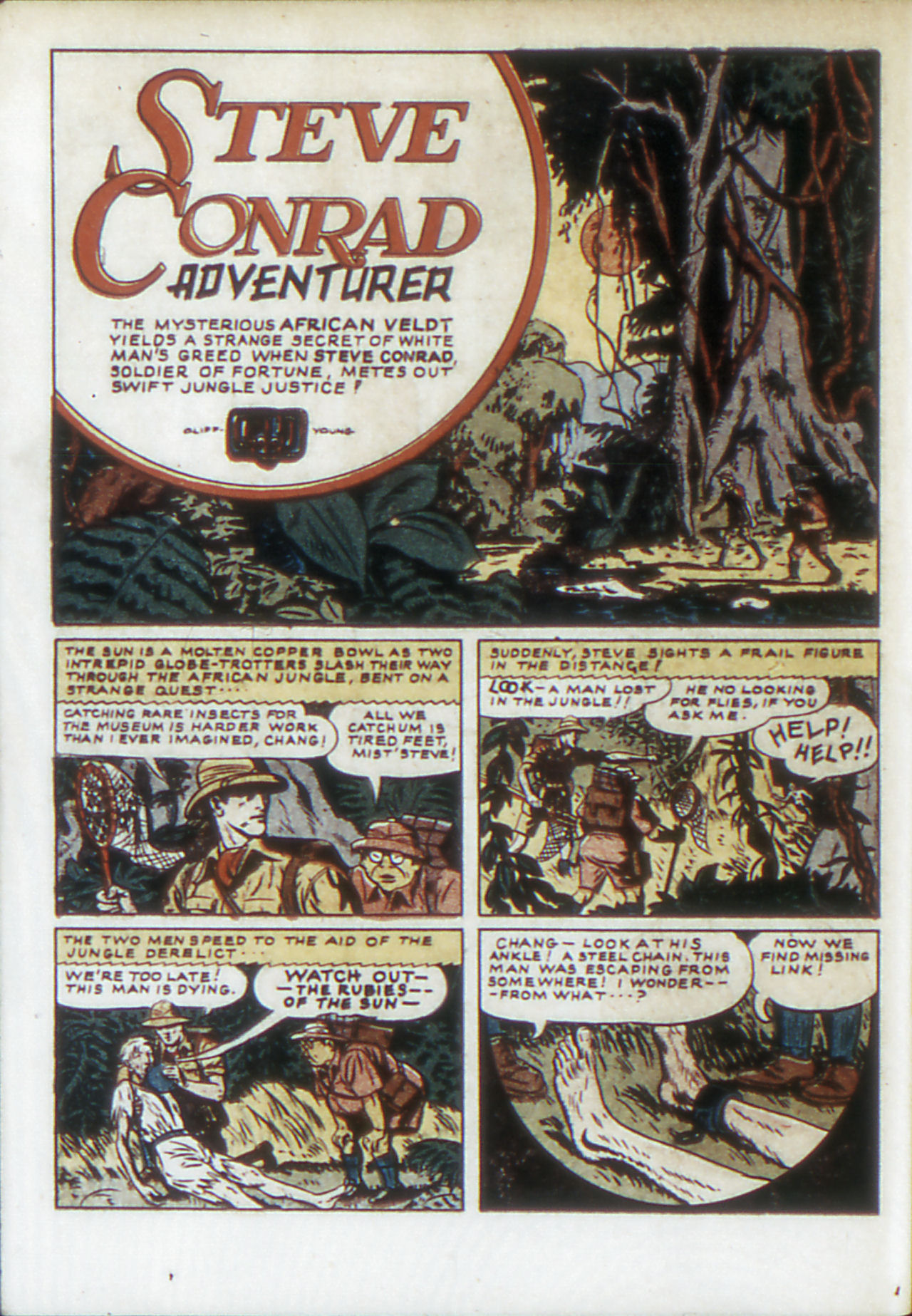 Read online Adventure Comics (1938) comic -  Issue #67 - 41