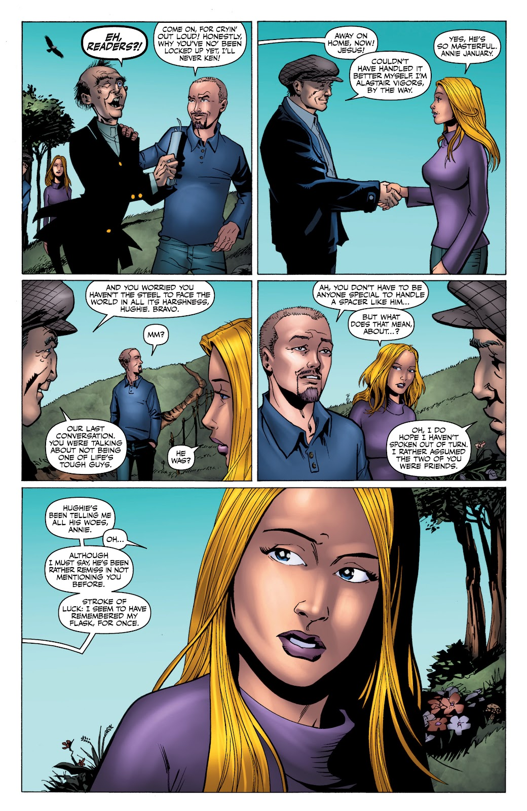Read online The Boys Omnibus comic -  Issue # TPB 4 (Part 4) - 19