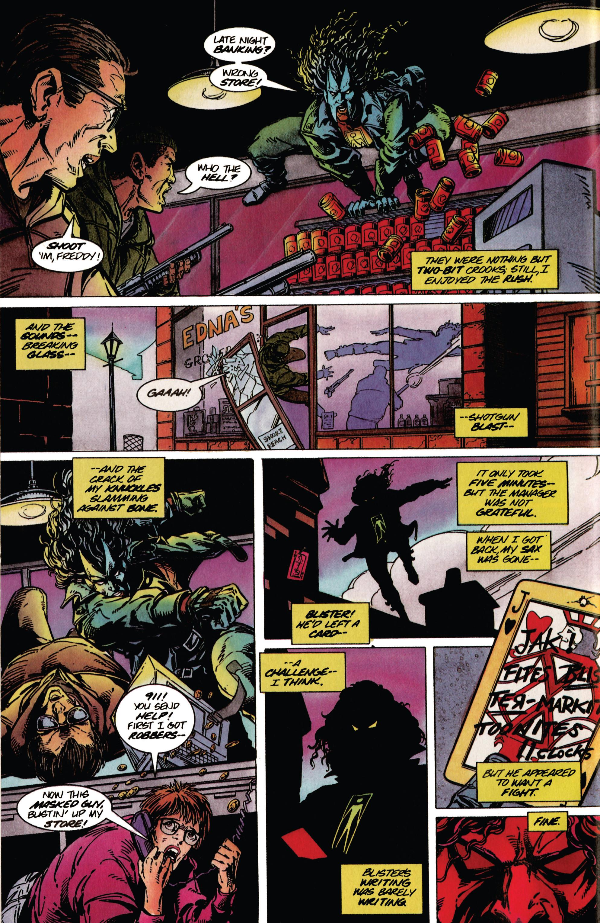 Read online Shadowman (1992) comic -  Issue #38 - 8