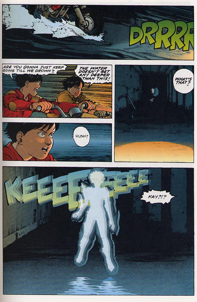 Read online Akira comic -  Issue #25 - 48