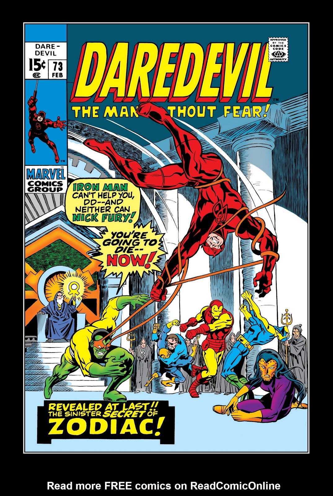 Read online Marvel Masterworks: The Invincible Iron Man comic -  Issue # TPB 7 (Part 3) - 9