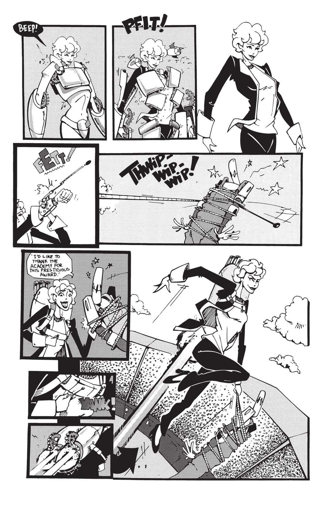 Read online Scud: The Disposable Assassin: The Whole Shebang comic -  Issue # TPB (Part 2) - 139