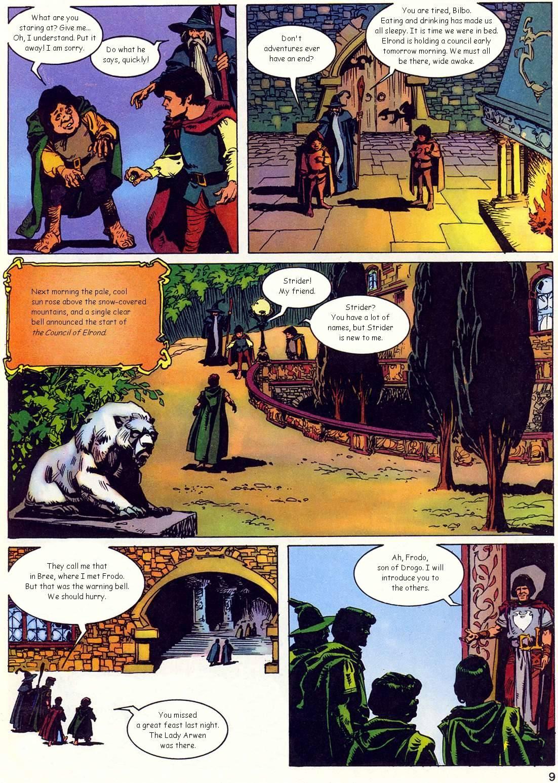 El Señor de los Anillos issue 2 - Page 6