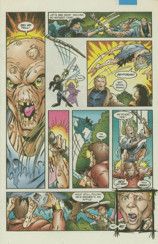 Read online Ex-Mutants comic -  Issue #4 - 16