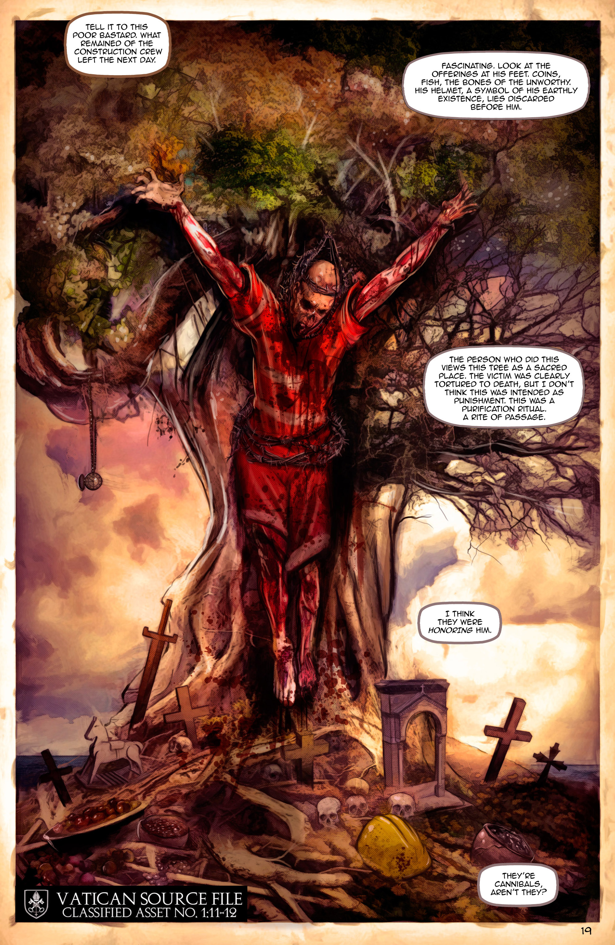 Read online Escape from Jesus Island comic -  Issue #2 - 19