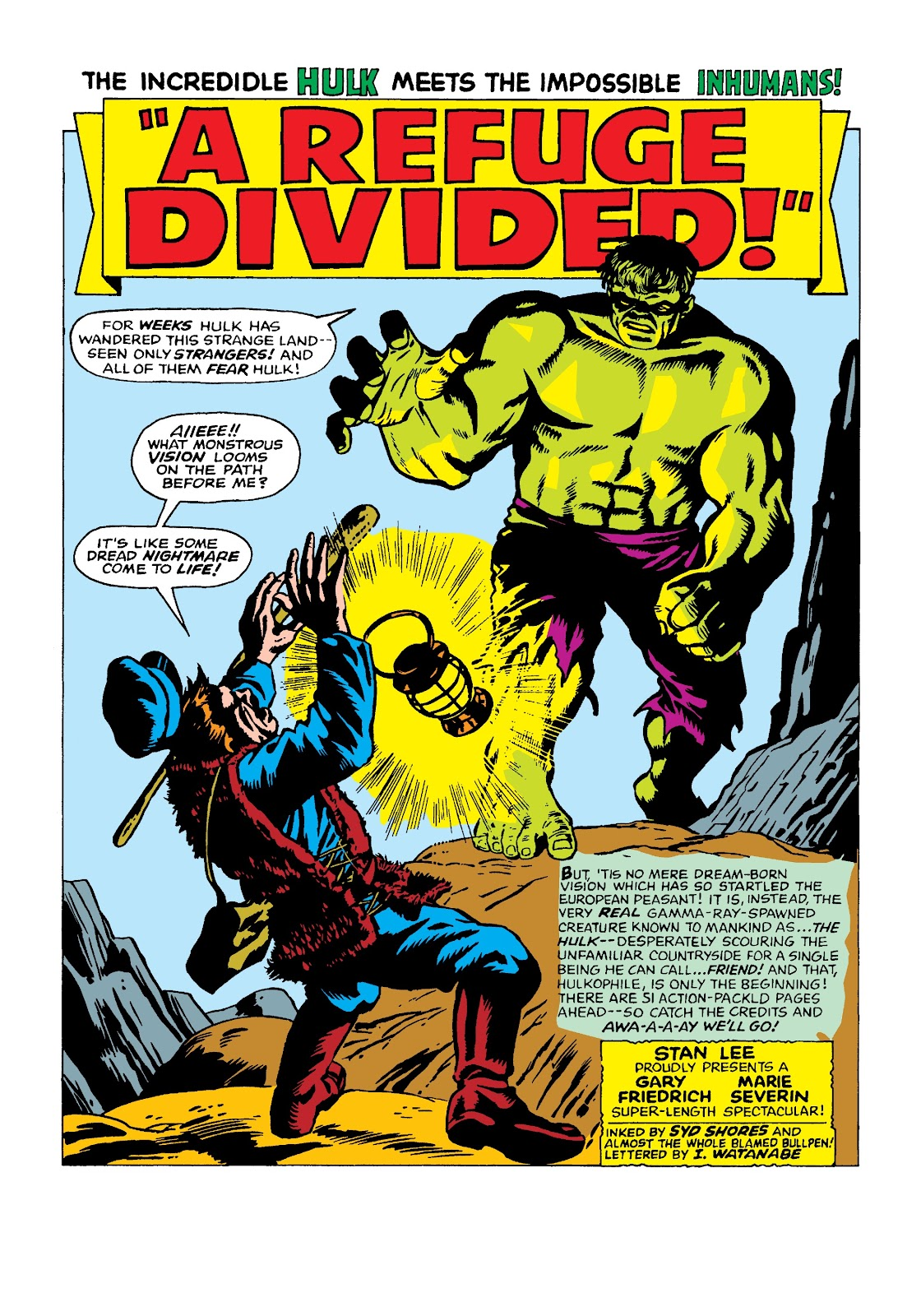 Read online Marvel Masterworks: The Incredible Hulk comic -  Issue # TPB 4 (Part 2) - 34