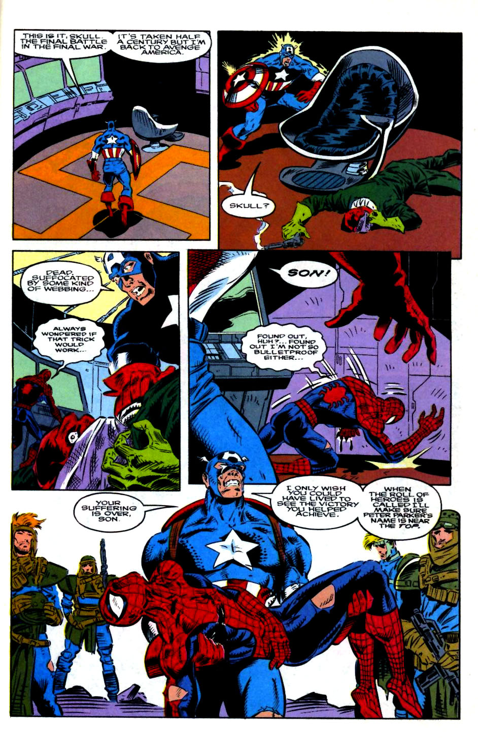 What If...? (1989) issue 68 - Page 27