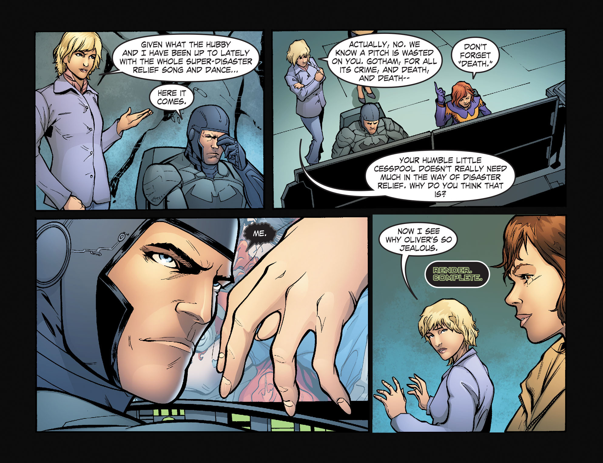 Read online Smallville: Alien comic -  Issue #6 - 11