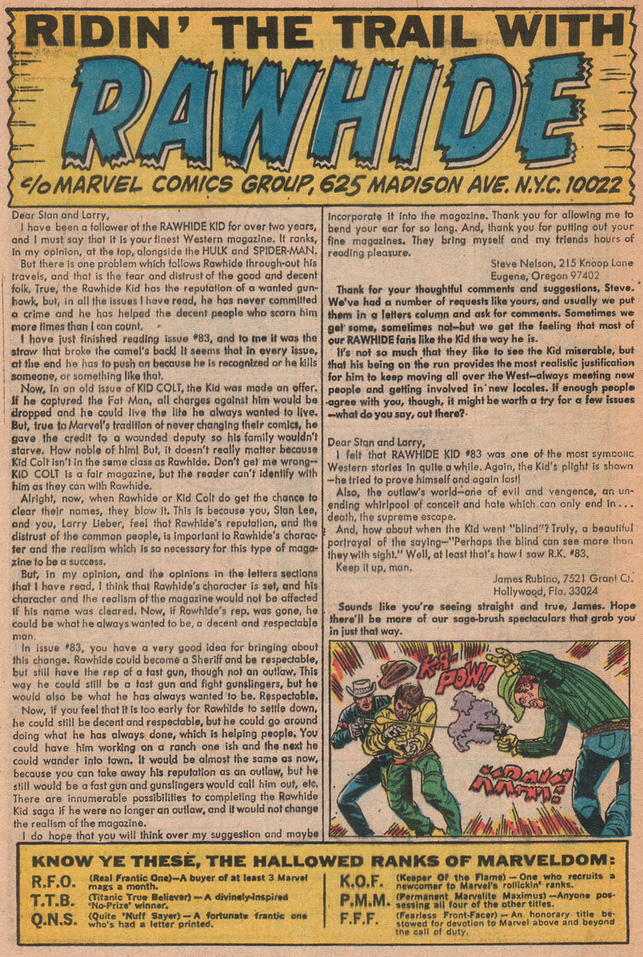 The Rawhide Kid (1955) issue 88 - Page 32
