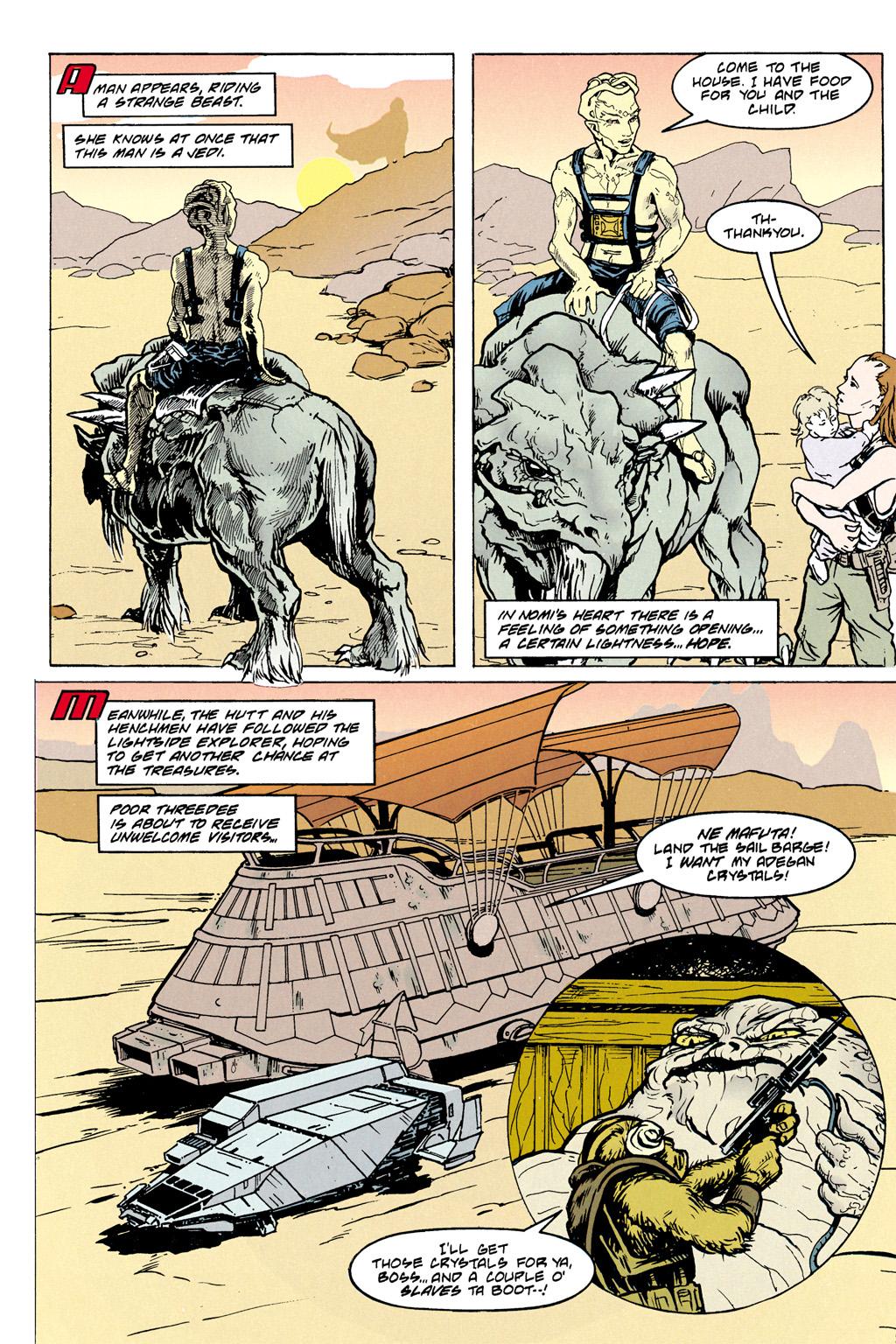 Read online Star Wars Omnibus comic -  Issue # Vol. 4 - 326