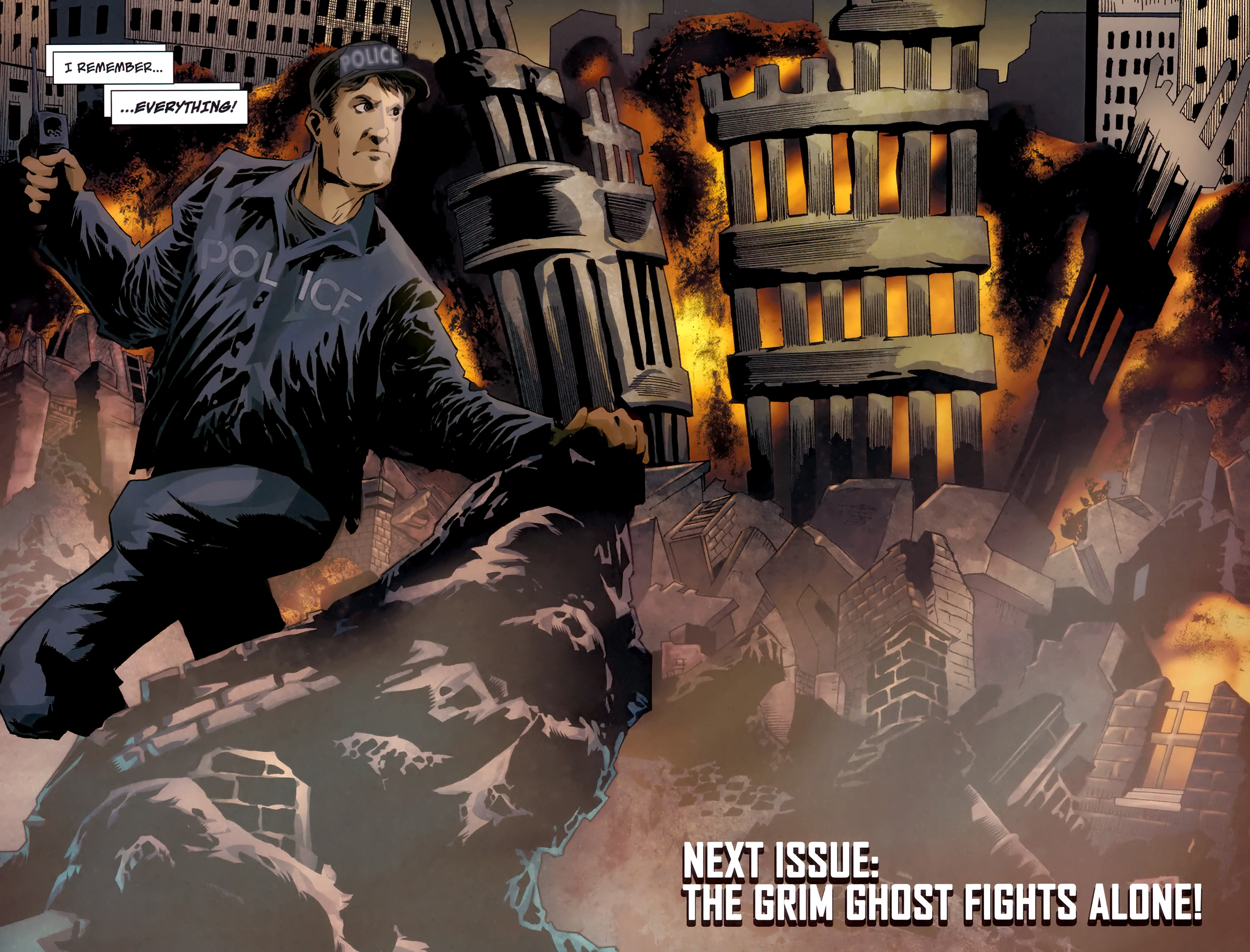 Read online The Grim Ghost comic -  Issue #2 - 22
