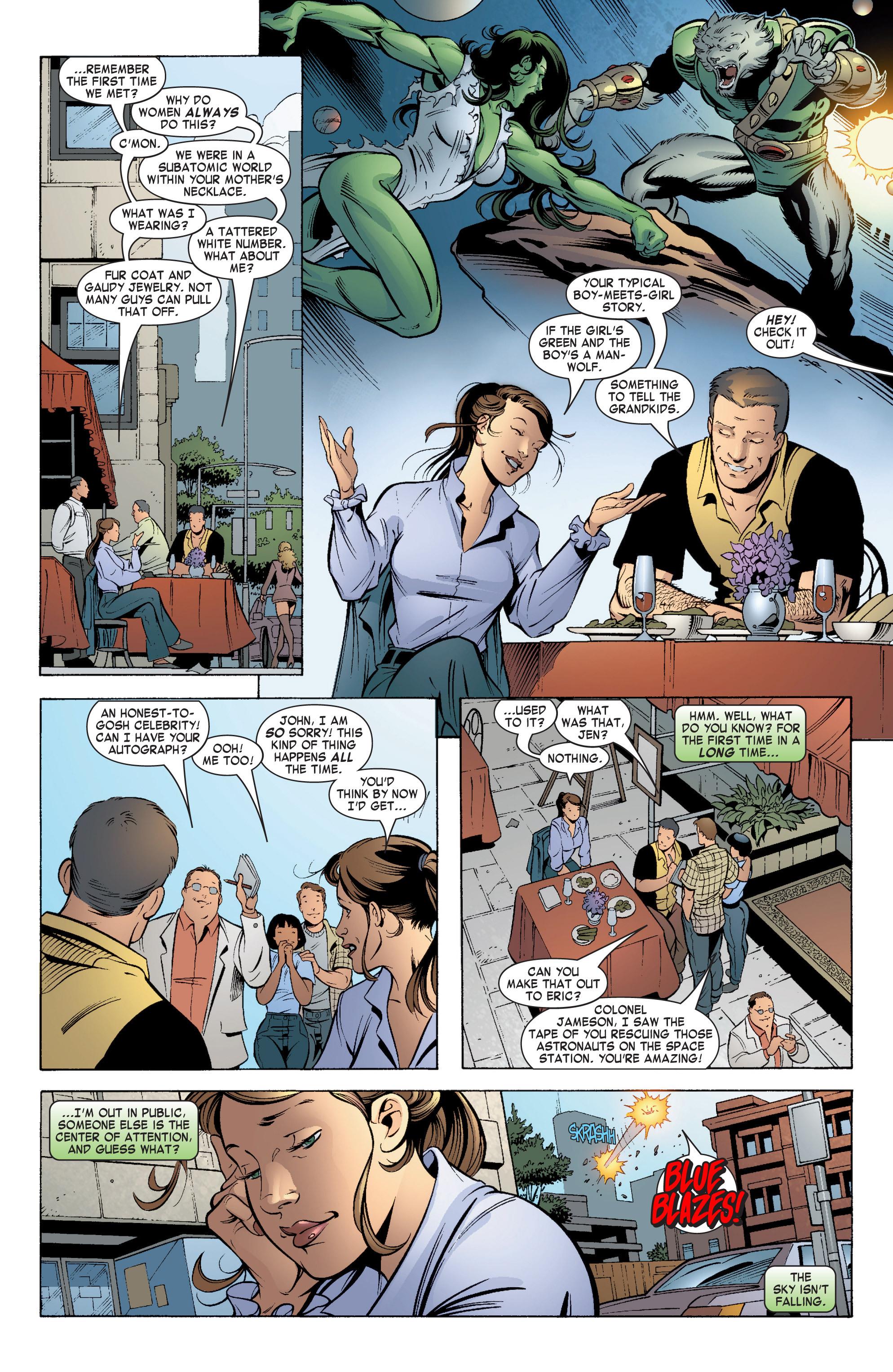 Read online She-Hulk (2004) comic -  Issue #5 - 7