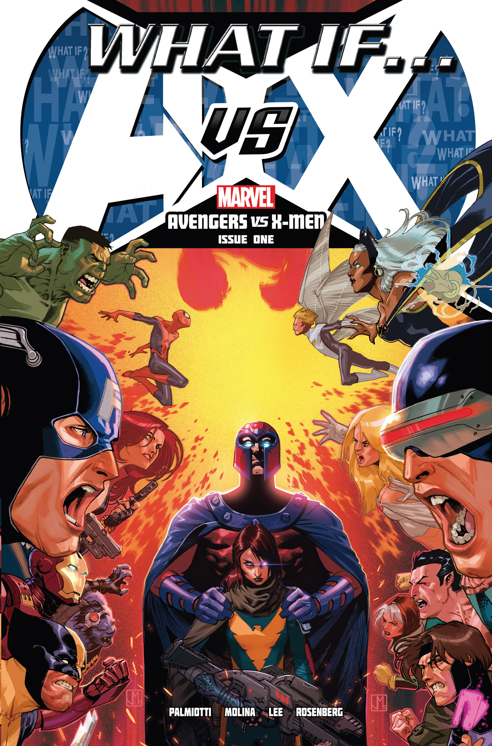 What If? AvX 1 Page 1