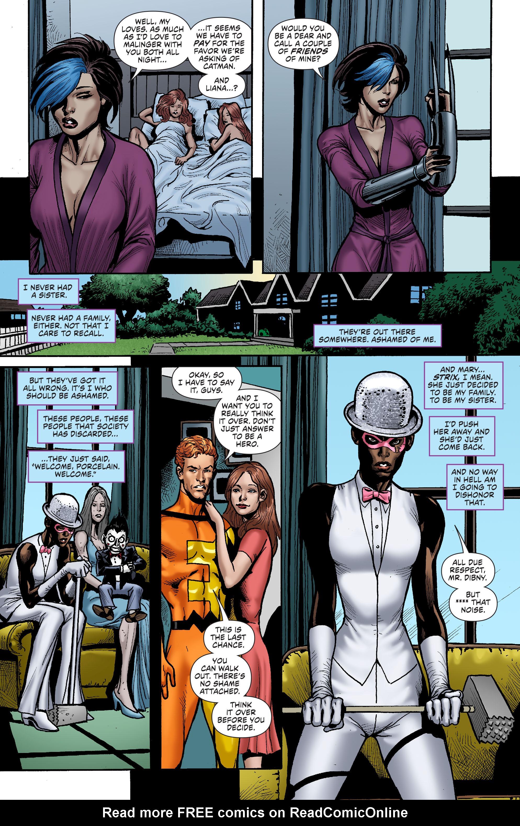 Read online Secret Six (2015) comic -  Issue #13 - 13