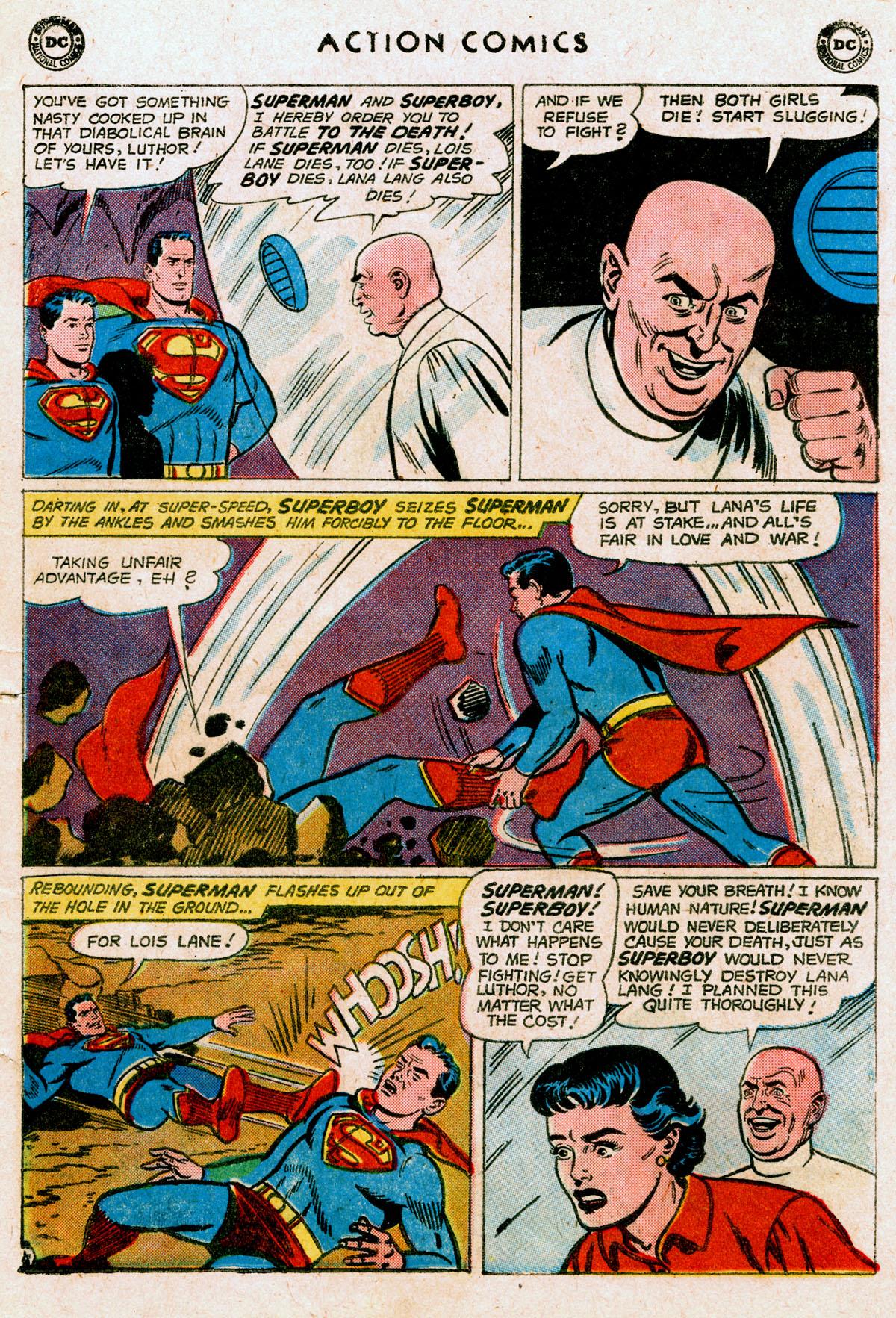 Action Comics (1938) 259 Page 12