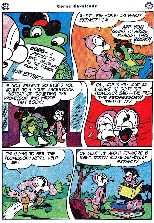 Comic Cavalcade issue 38 - Page 35