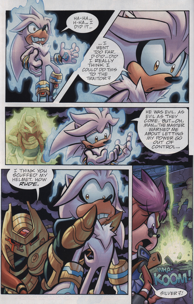 Read online Sonic Universe comic -  Issue #28 - 16