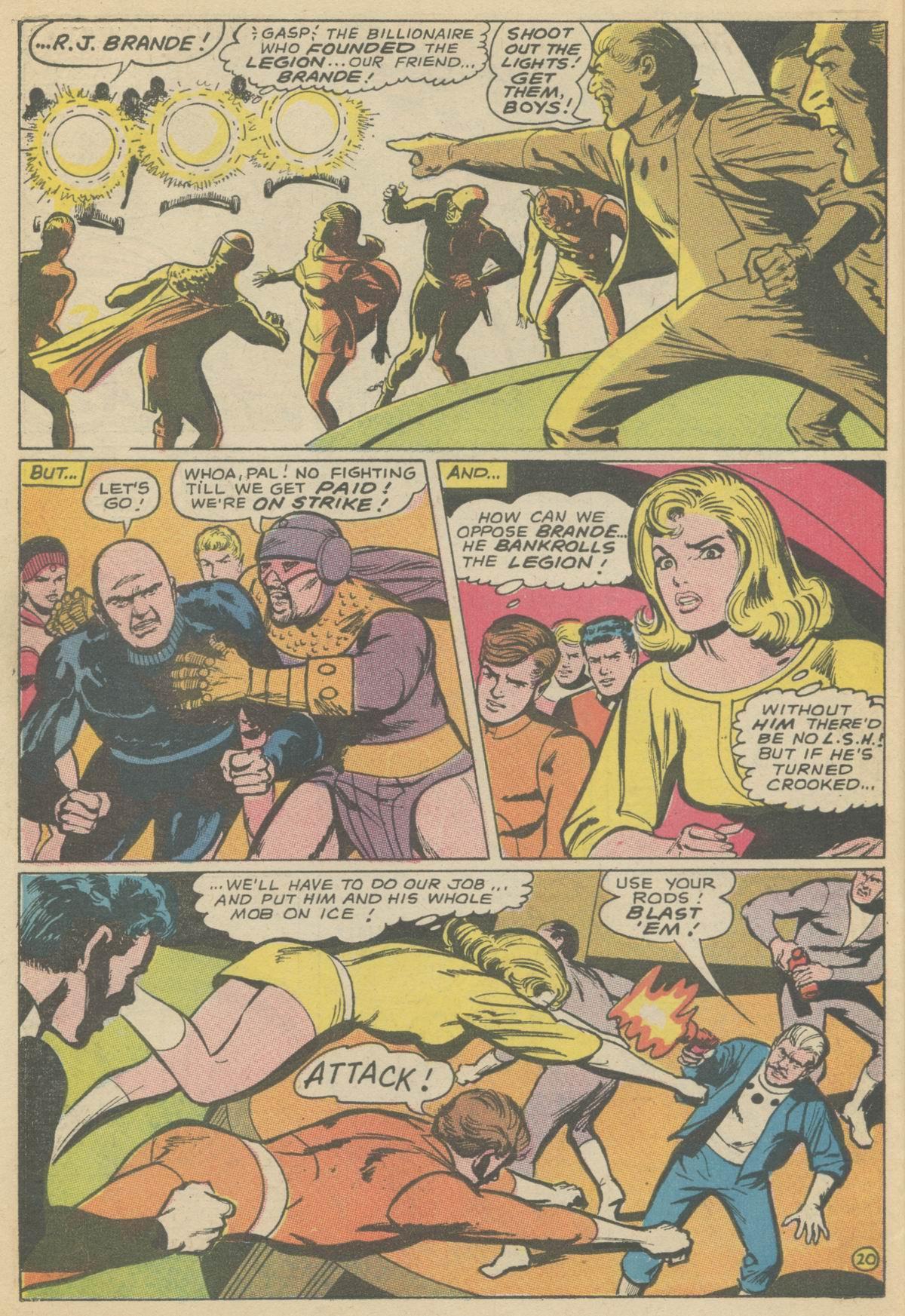 Read online Adventure Comics (1938) comic -  Issue #374 - 26