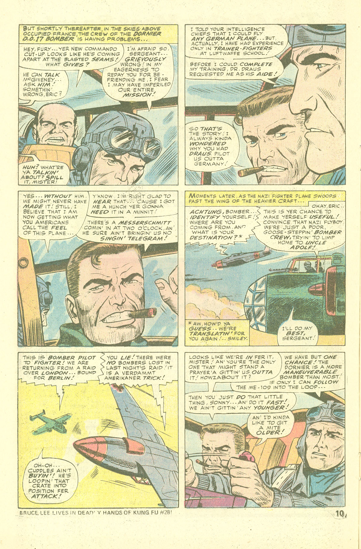 Read online Sgt. Fury comic -  Issue #137 - 12