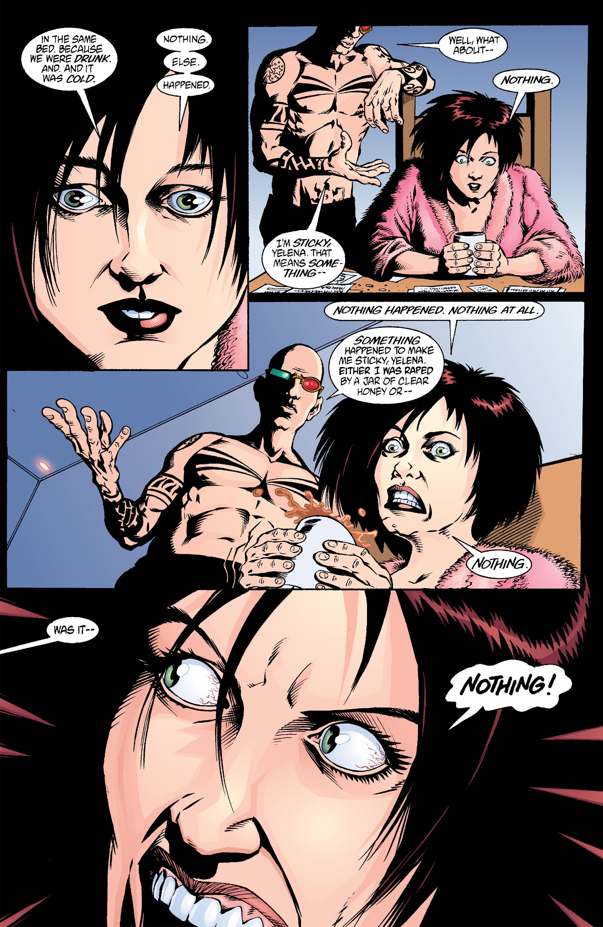 Read online Transmetropolitan comic -  Issue #17 - 11