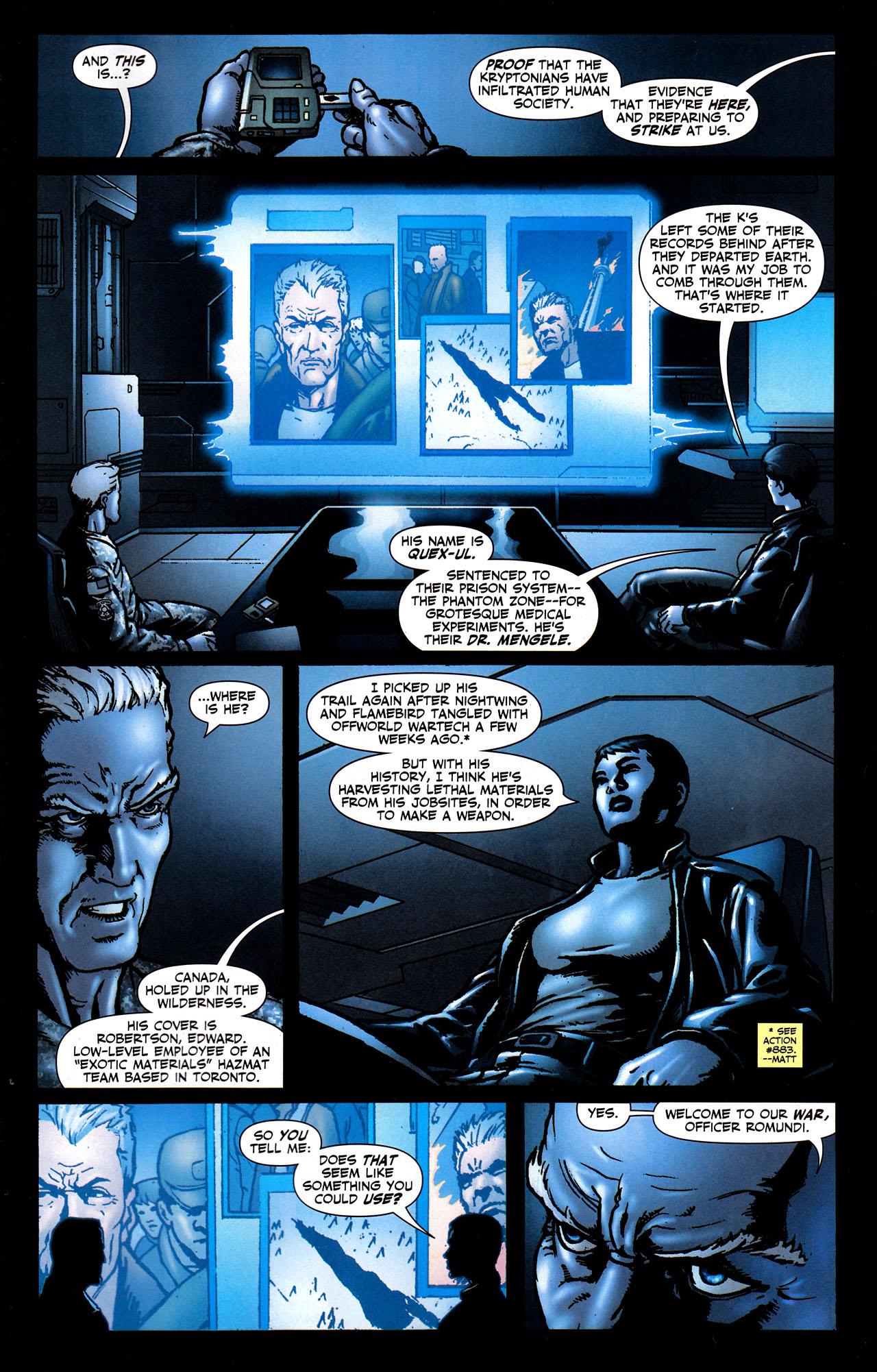 Read online Adventure Comics (2009) comic -  Issue #8 - 23