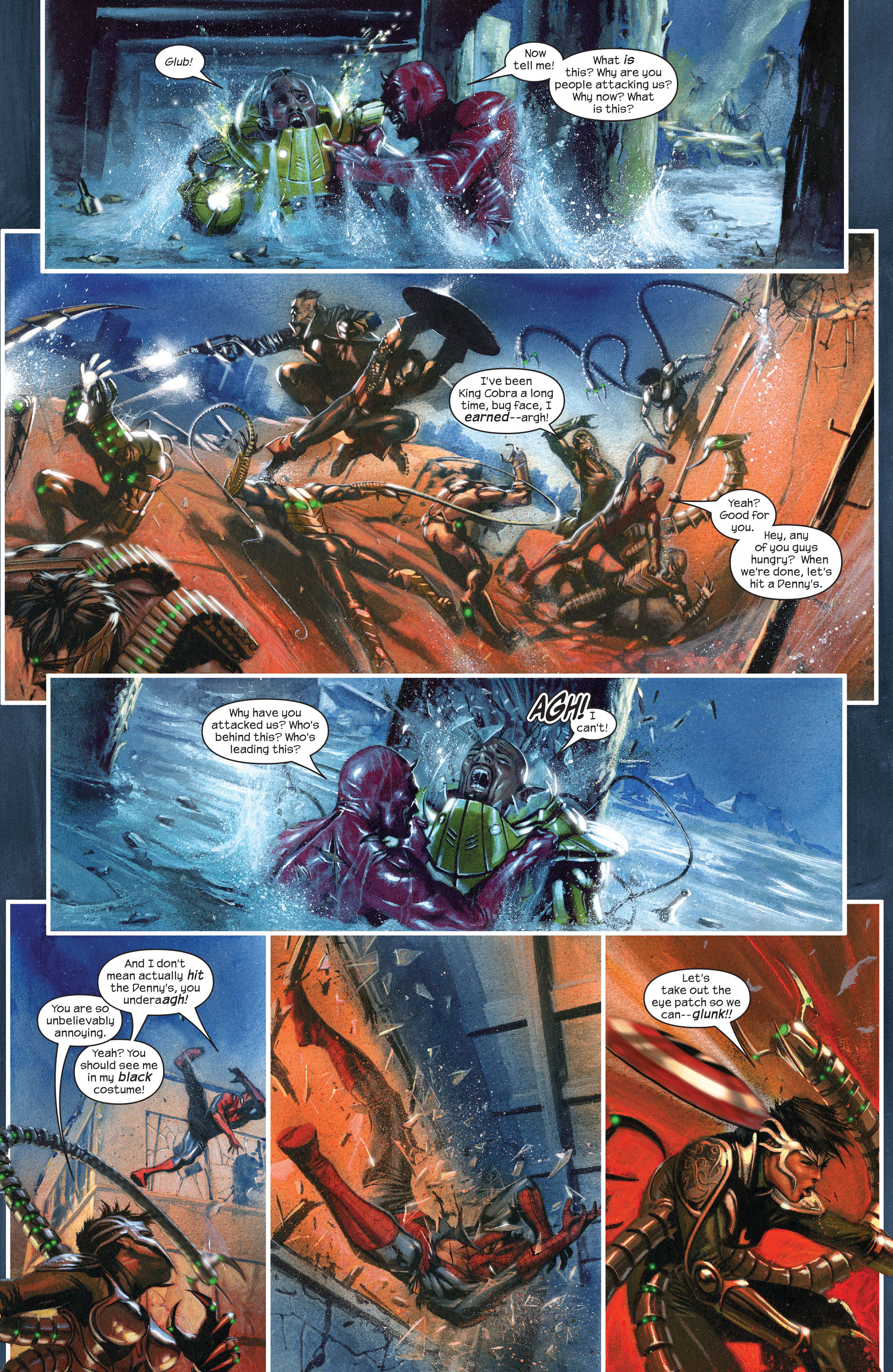 Read online Secret War comic -  Issue # Full - 81