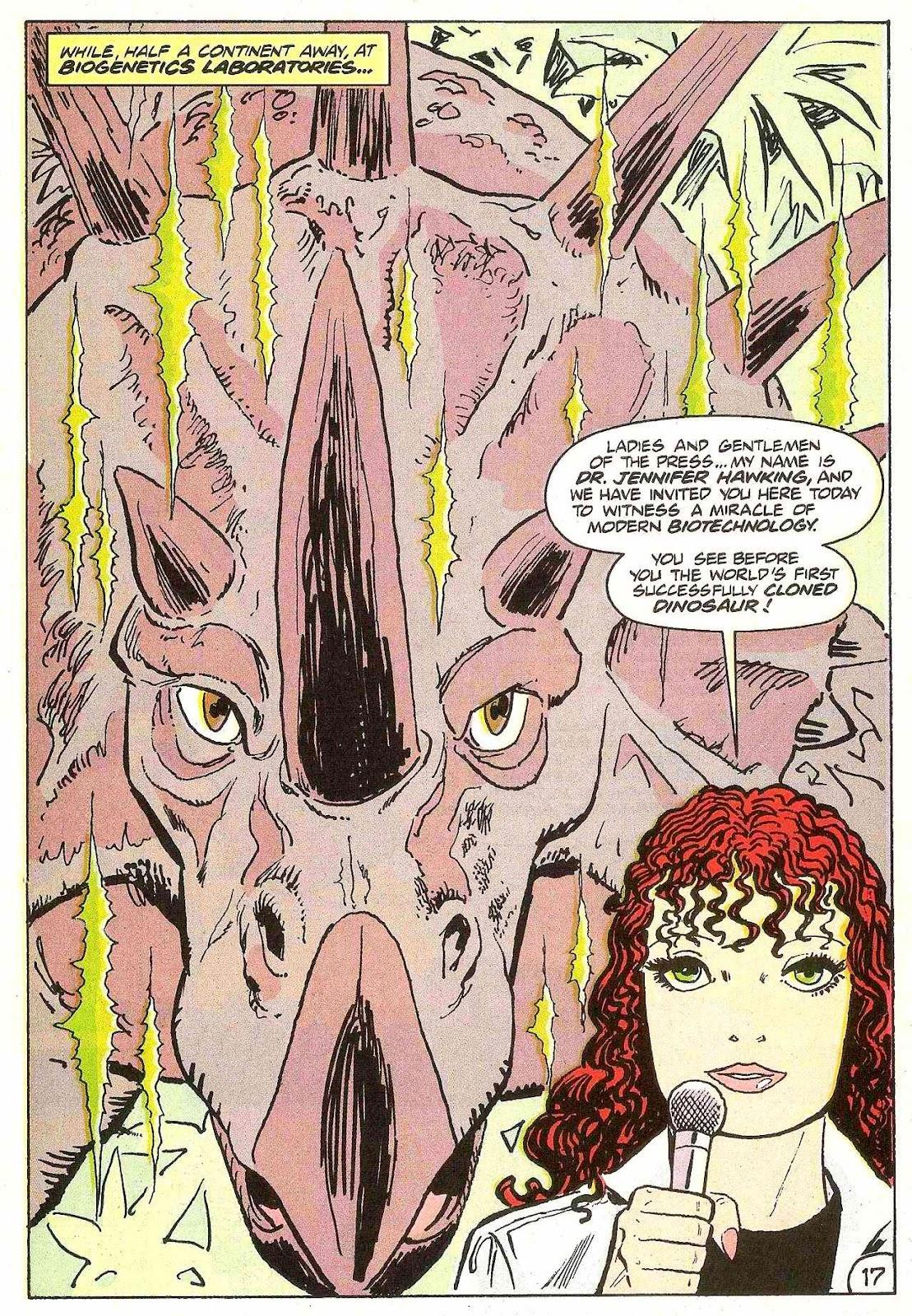 Read online Zen Intergalactic Ninja (1992) comic -  Issue #2 - 16