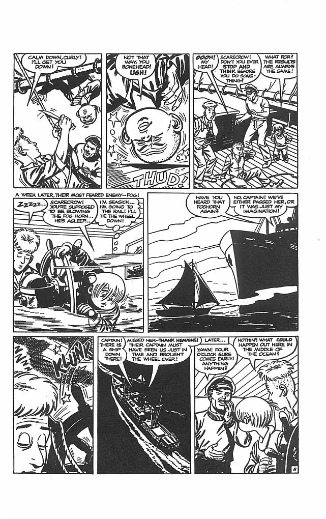 Read online Men of Mystery Comics comic -  Issue #40 - 37