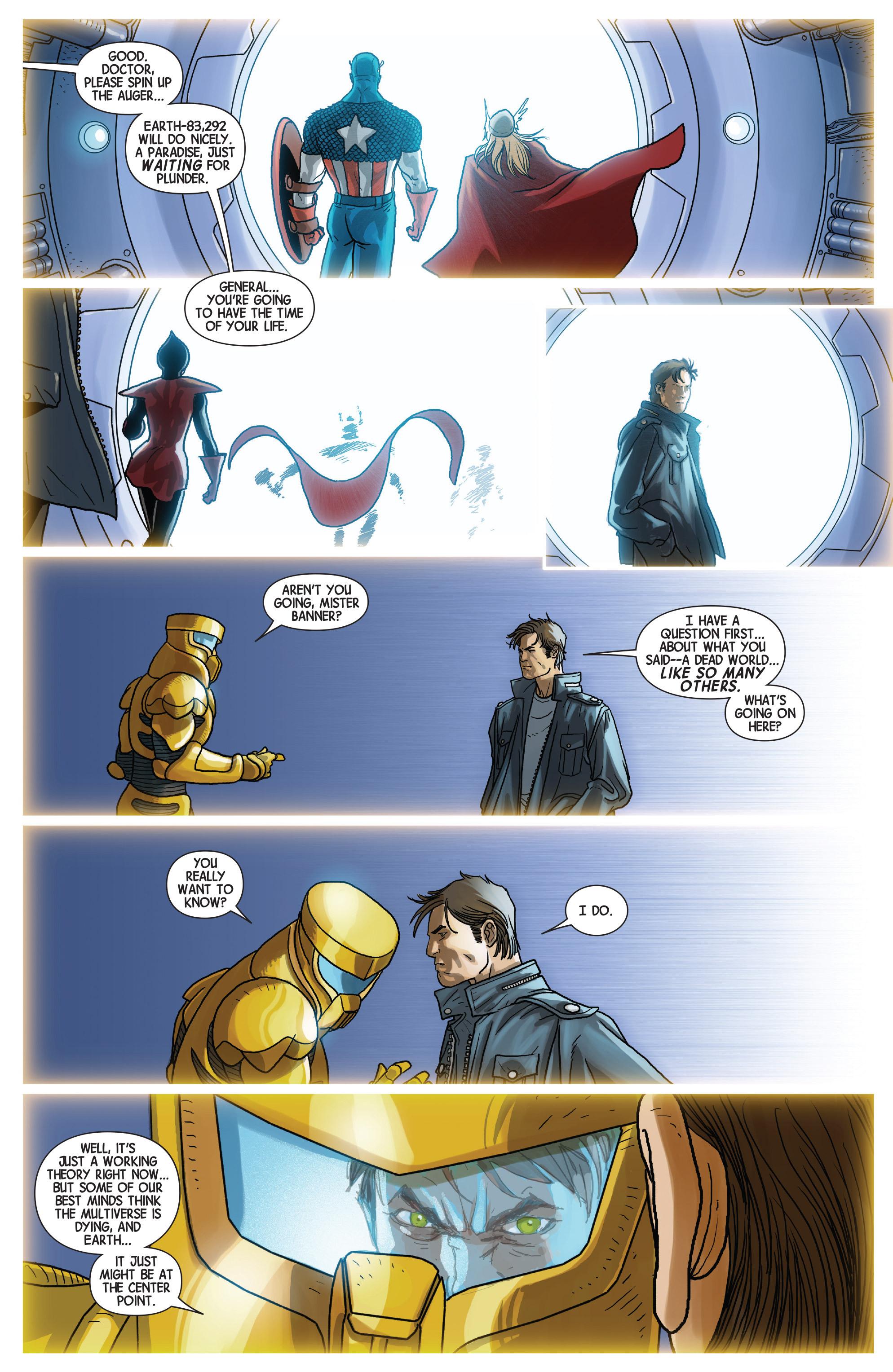 Read online Avengers (2013) comic -  Issue #Avengers (2013) _TPB 5 - 143