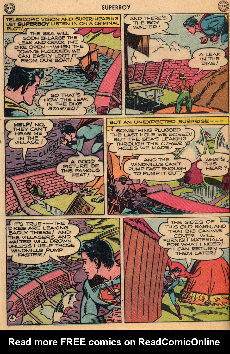 Superboy (1949) issue 3 - Page 5