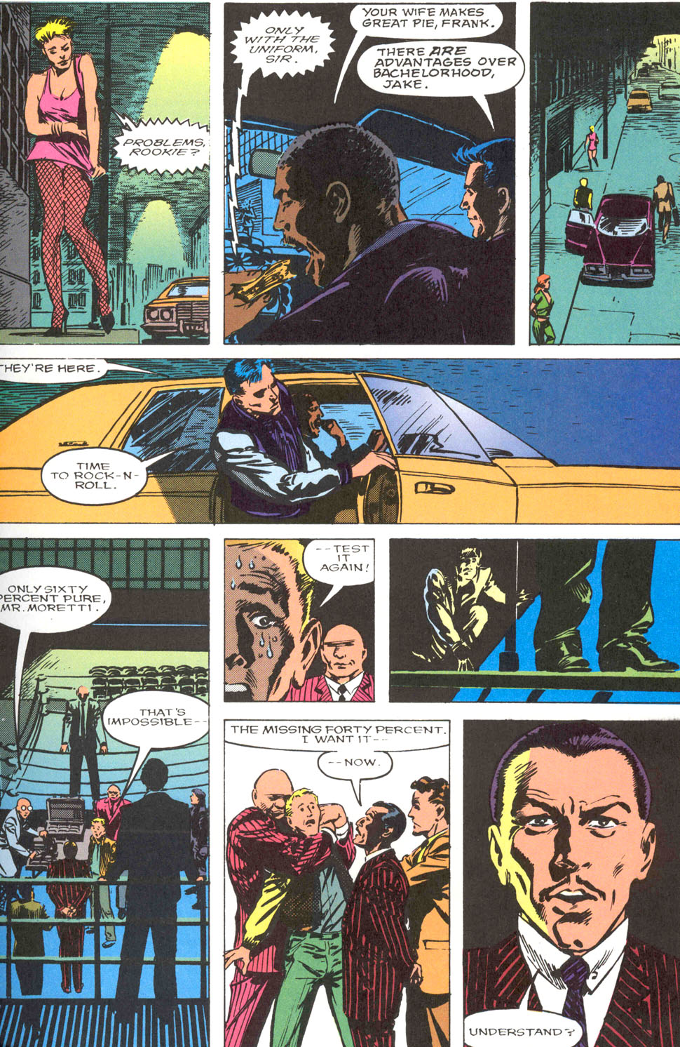 The Punisher Movie Special issue Full - Page 5