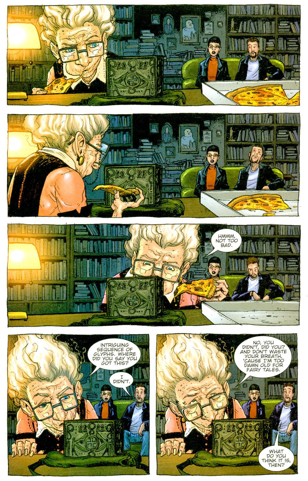 Read online The Exterminators comic -  Issue #7 - 12