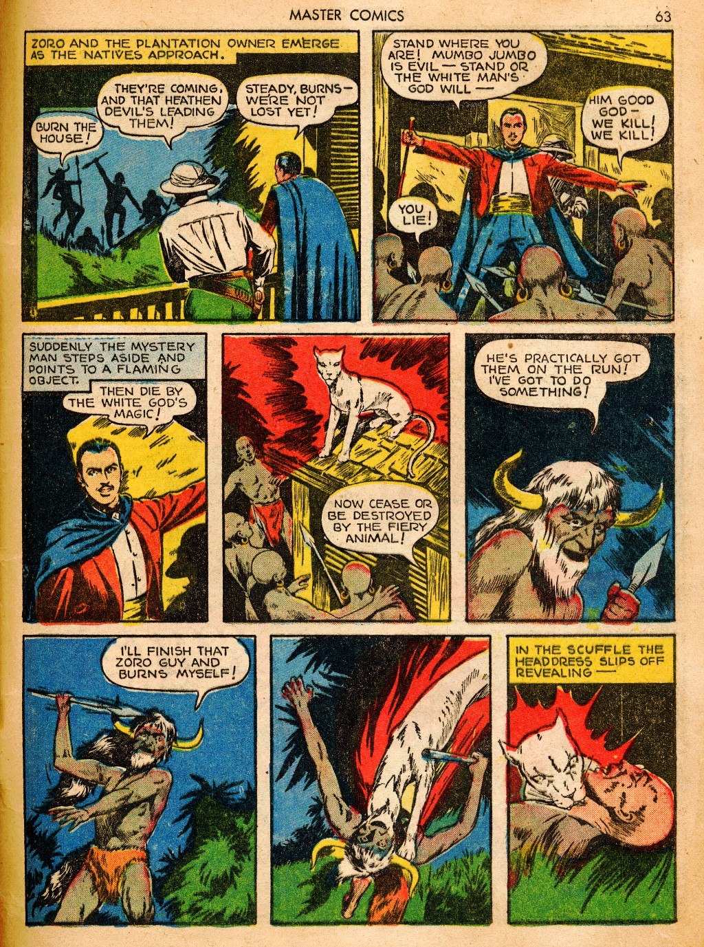 Master Comics issue 16 - Page 65