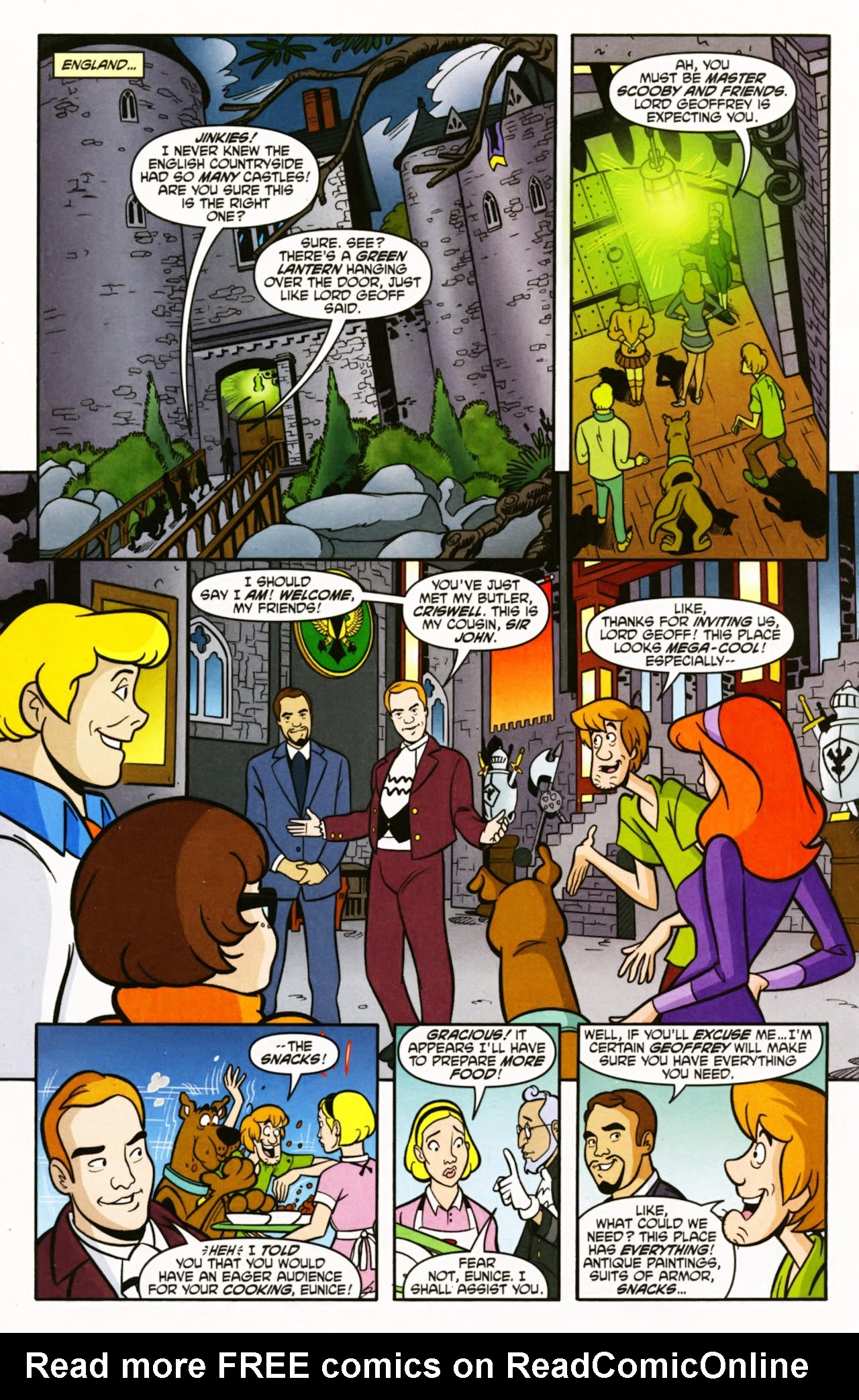 Read online Scooby-Doo (1997) comic -  Issue #150 - 14